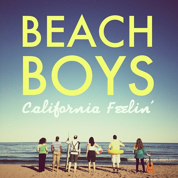 Beach Boys copy